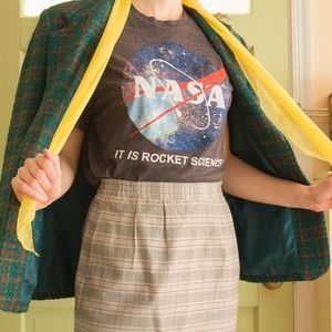 """Other - NASA """"It is Rocket Science!"""" Graphic Tee"""